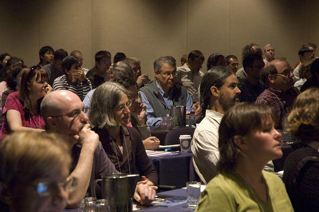 DSC_0108 Plenary Session Crowd