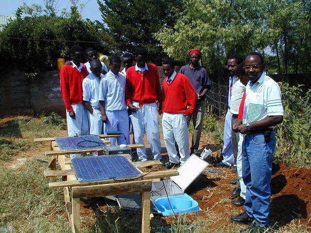Kenya Namanga Students