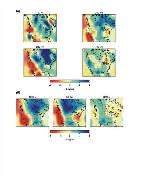 High-Resolution 3D Anisotropic Structure of the North American Upper Mantle