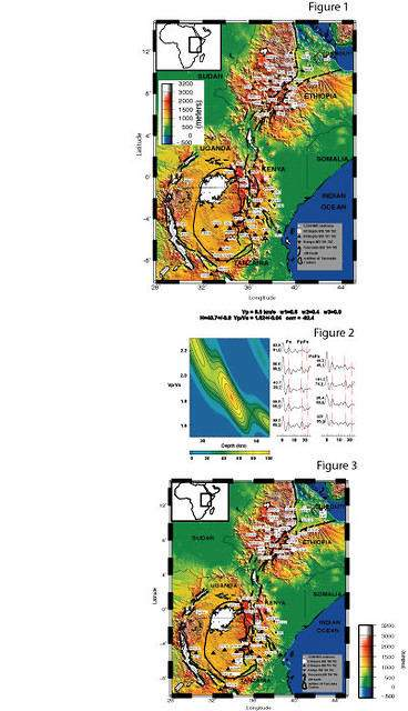 Crustal Structure Beneath Ethiopia and Kenya: Implications for Rift Development in Eastern Africa