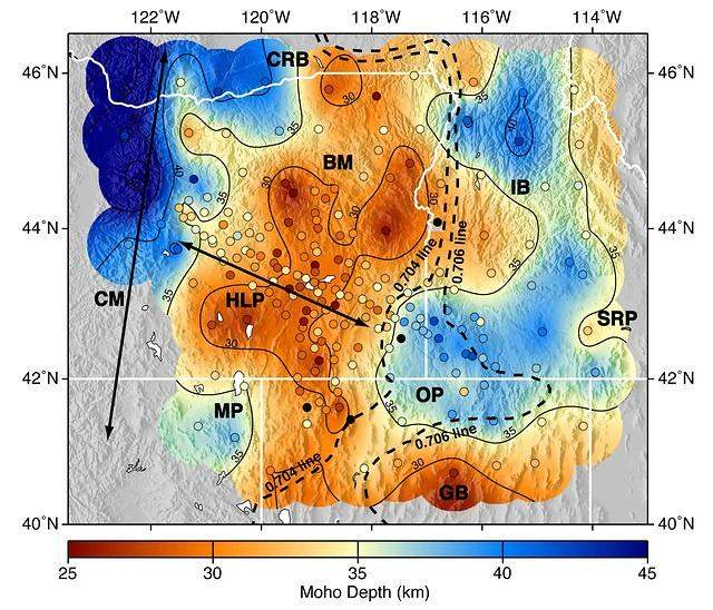 Crustal Structure beneath the High Lava Plains of Eastern Oregon and Surrounding Regions from Receiver Function Analysis