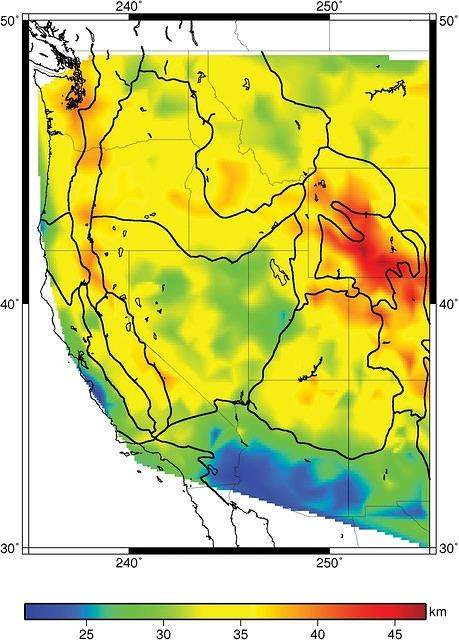 Pn Tomography of the Western United States using USArray