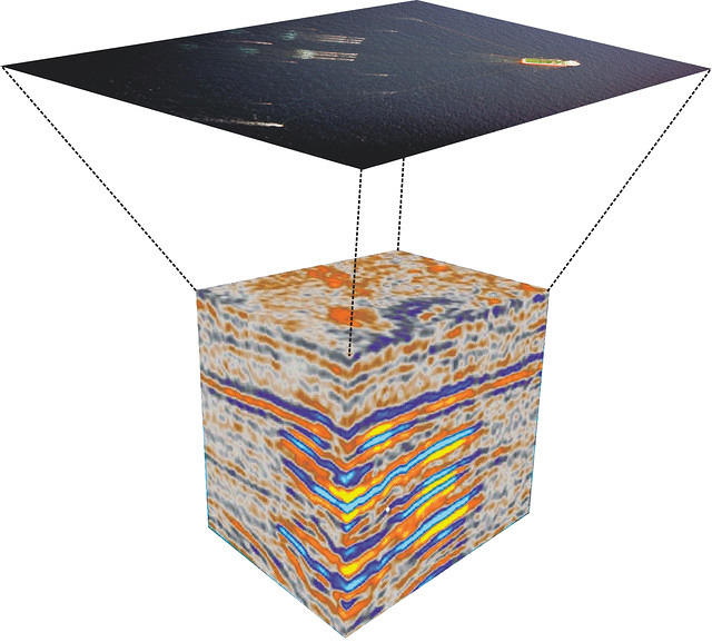 Four-Dimensional Imaging of Carbon Sequestration