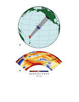 "Lateral Variation of the D"" Discontinuity Beneath the Pacific - fig. 1"