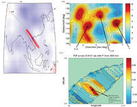 Observation of P-Wave Velocity Discontinuities in D'' Beneath Southeast Asia Using Migration Techniques