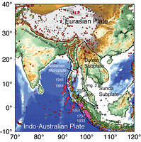 The Great Sumatra-Andaman Earthquake of 26 December 2004 - Figure 1