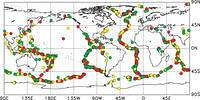 Long-period Global Detection and Location of Earthquakes Using the GSN