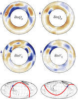 Whole-Mantle 3D Seismic Attenuation: Evidence for Global Mass Flux