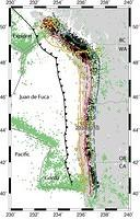 Slab Morphology in the Cascadia Fore Arc and Its Relation to Episodic Tremor and Slip