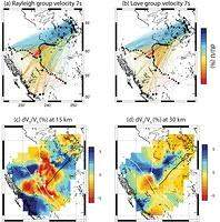 Imaging Radially Anisotropic Crustal Velocity Structure in NW Canada