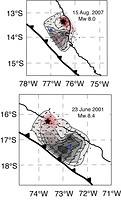 Effects of Kinematic Constraints on Teleseismic Finite-Source Rupture Inversions: Great Peruvian Earthquakes of 23 June 2001 and