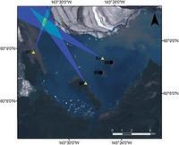 Observations of Seismic and Acoustic Signals Produced by Calving, Bering Glacier, Alaska