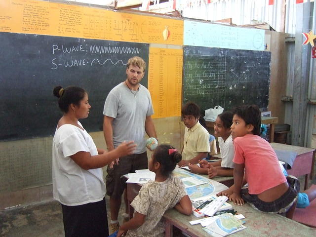 GSN-KNTN Kanton, Republic of Kiribati (JA training)