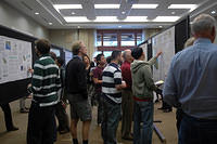 Poster Session at IRIS 2008 Workshop