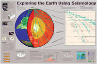Exploring the Earth Using Seismology Poster