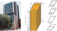Earthquake and Ambient Vibration Monitoring of the 17-Story Steel Frame UCLA Factor Building - Fig. 1