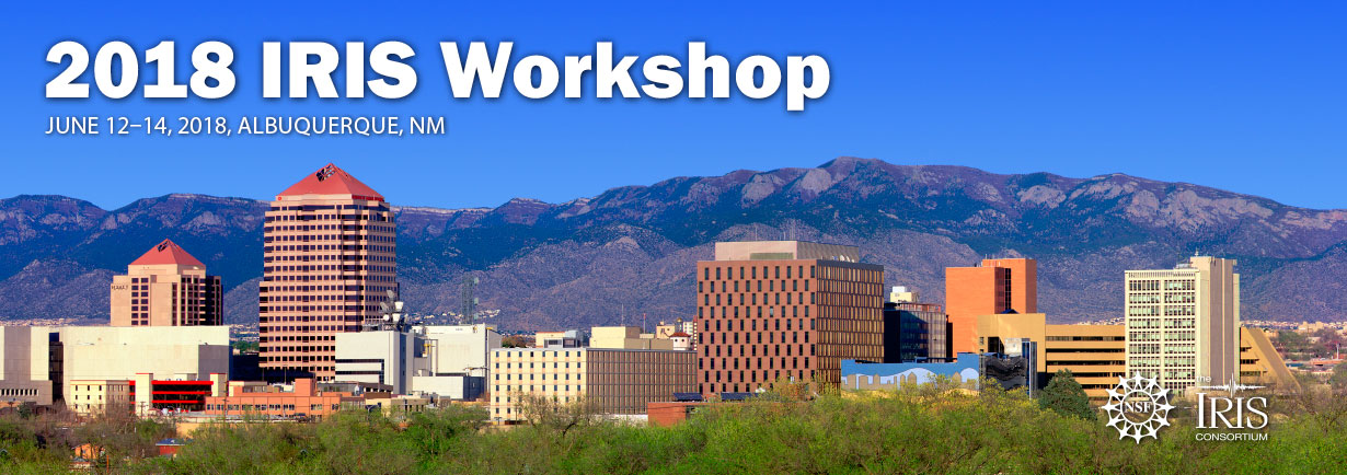 IRIS Workshop 2018: Foundations, Frontiers, and Future