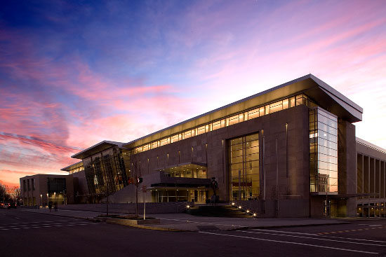 Photo of the Rayleigh Convention Center