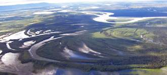 Scientists Find Pre-Earthquake Activity in Central Alaska