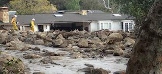 Seismometer Readings Could Offer Debris Flow Early Warning