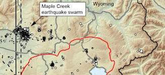 Aftershocks of 1959 Earthquake Rocked Yellowstone in 2017-2018