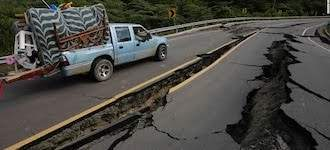 Mozambique experiences damaging rift-related earthquakes