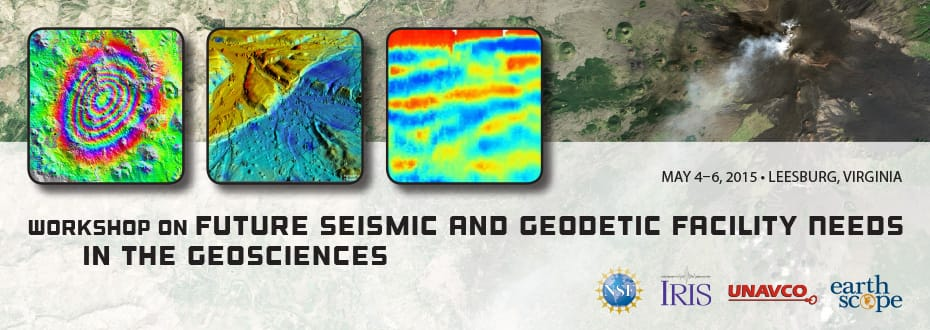 Future Seismic And Geodetic Facility Needs In The