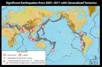 Significant Earthquakes