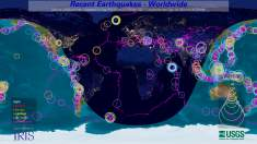 Public displays resources iris example earthquake channel installation with other content gumiabroncs Image collections
