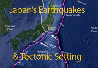 Japans earthquakes tectonic setting incorporated research japans earthquakes tectonic setting incorporated research institutions for seismology gumiabroncs Image collections