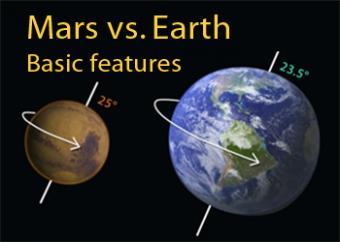 mars vs earth general physical comparison incorporated research rh iris edu Venus and Earth Size Venus and Earth Size