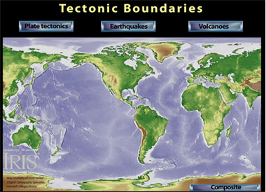 World tectonic plates earthquakes volcanoes incorporated level novice gumiabroncs Gallery