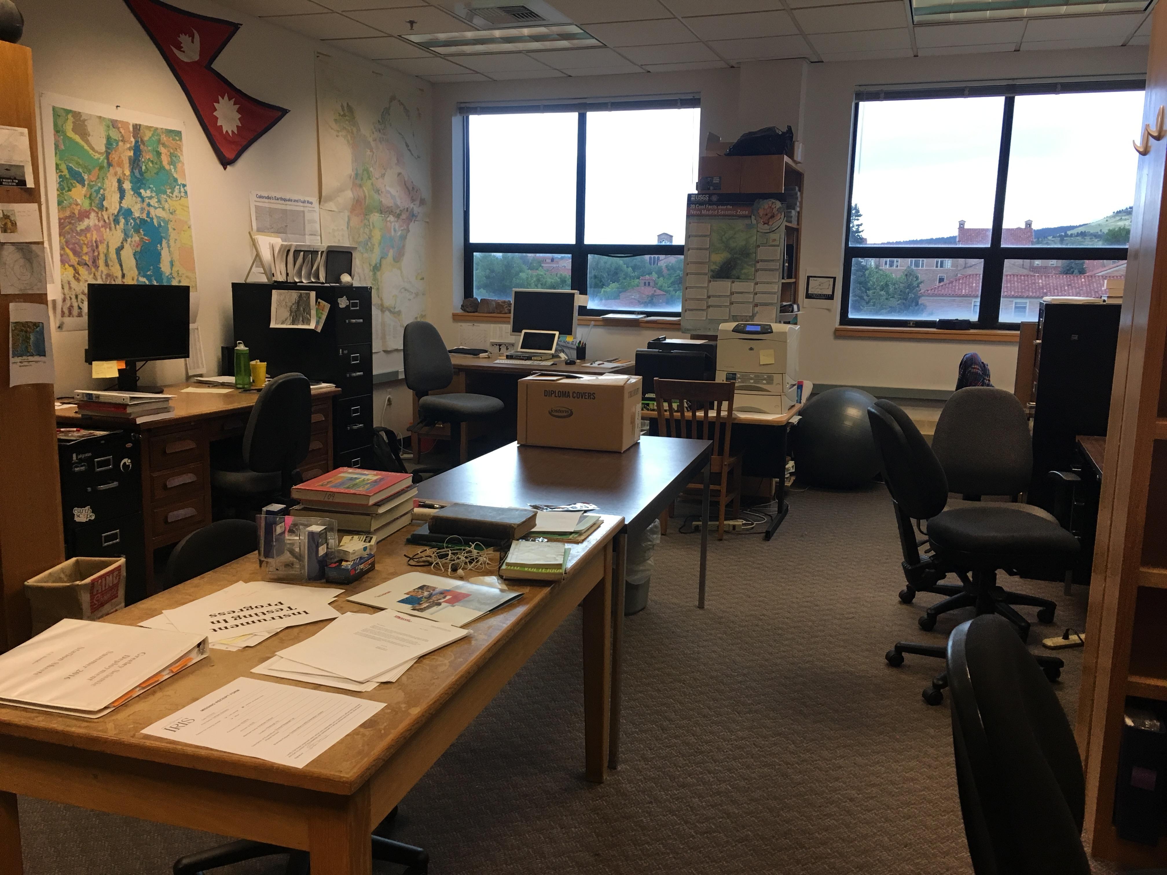CU Office